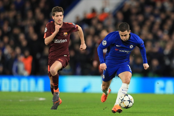 Messi ghi ban, Barca cam hoa Chelsea 1-1 tren dat Anh hinh anh 2