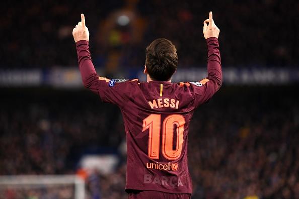 Ghi ban vao luoi Chelsea, Messi con 11 muc tieu can 'giai quyet' hinh anh