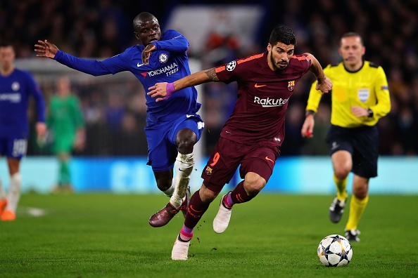 Messi ghi ban, Barca cam hoa Chelsea 1-1 tren dat Anh hinh anh 8