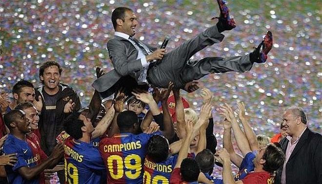 Voi Henry, Arsenal se thanh cong nhu Barca thoi Pep Guardiola hinh anh 2