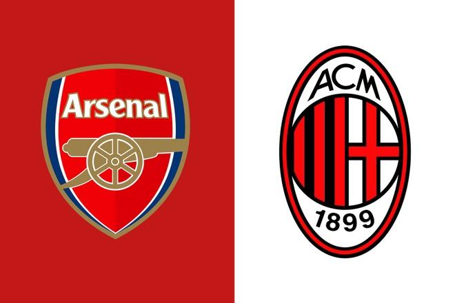 Nhung diem nong quyet dinh dai chien AC Milan - Arsenal hinh anh