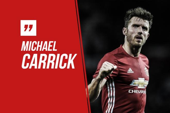 Michael Carrick up mo ve kha nang giai nghe hinh anh