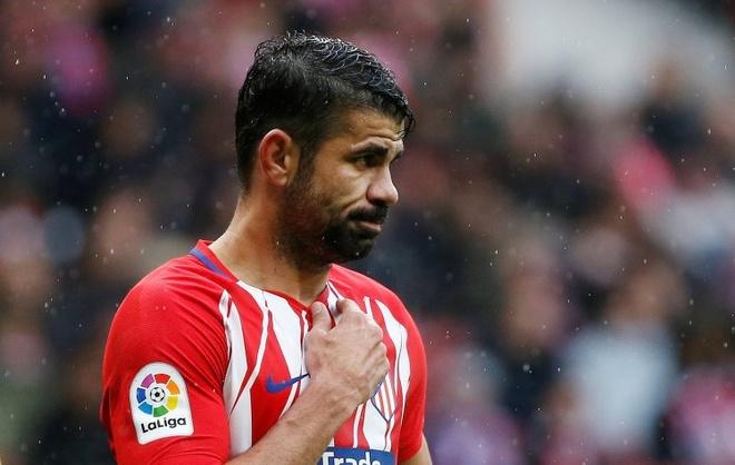 Morata bi loai, Diego Costa tro lai doi tuyen Tay Ban Nha hinh anh 2