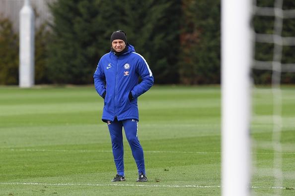 Buoi tap am dam cua Chelsea sau tran thua Barca hinh anh 2