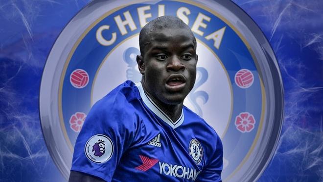 Tu choi PSG, N'Golo Kante cam ket o lai Chelsea hinh anh