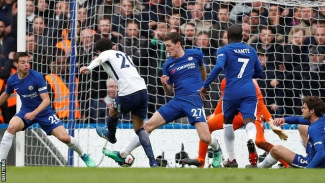 Chelsea 1-3 Spurs: The Blues tan tanh giac mong top 4 hinh anh 2