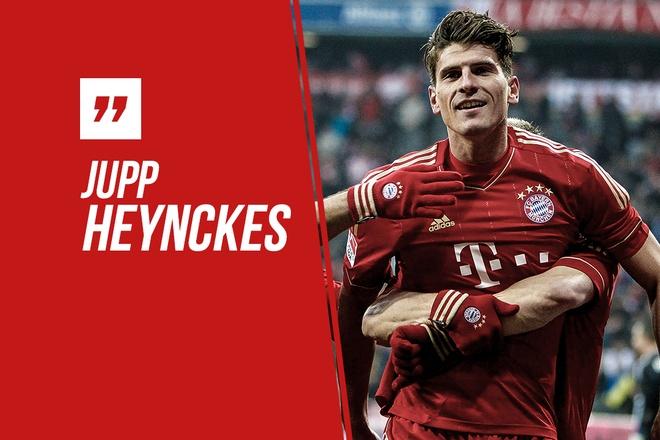 HLV Bayern lay qua khu lam ban dap truoc Real hinh anh