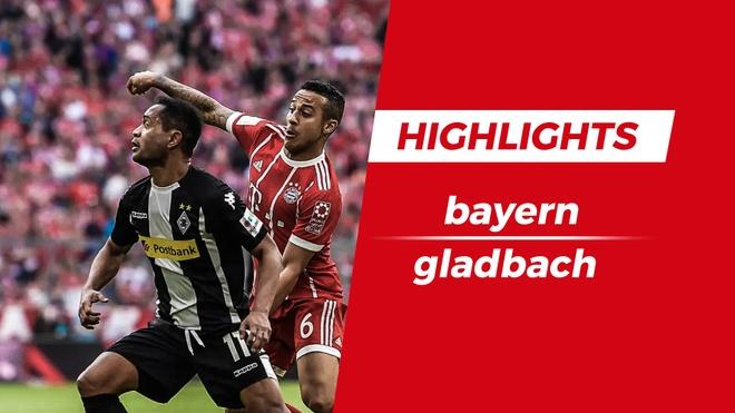 Highlights Bayern 5-1 Monchengladbach hinh anh