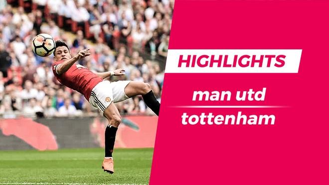 Highlights: Sanchez no sung, MU nguoc dong danh bai Tottenham hinh anh