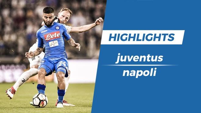Highlights Juventus 0-1 Napoli: Don dau phut cuoi hinh anh