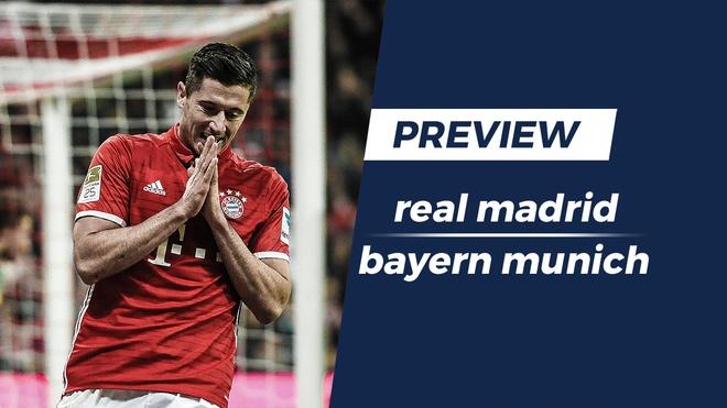 Real Madrid vs Bayern Munich: Tat ca chong lai 'Hum xam' hinh anh