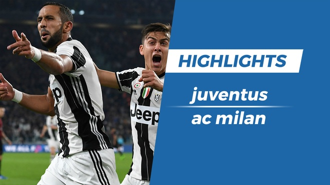 Highlights De bep Milan, Juventus vo dich cup quoc gia Italy hinh anh
