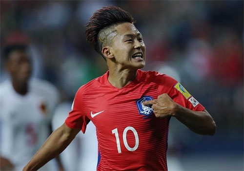 'Messi cua Han Quoc' sang cua du World Cup 2018 hinh anh