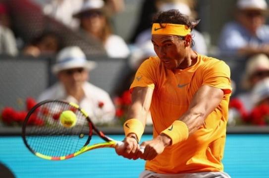 Highlights Rafael Nadal 2-0 Damir Dzumhur hinh anh