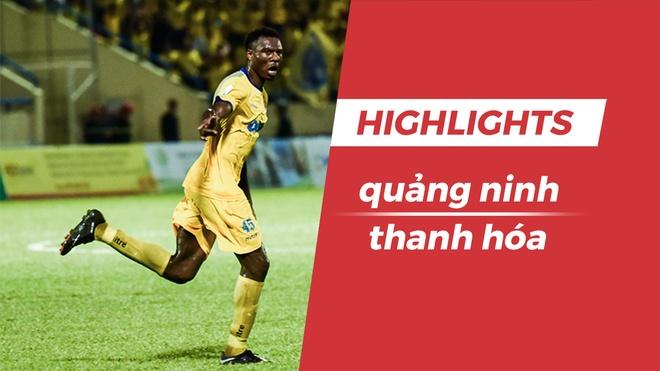 Highlights CLB Quang Ninh 1-3 CLB Thanh Hoa hinh anh