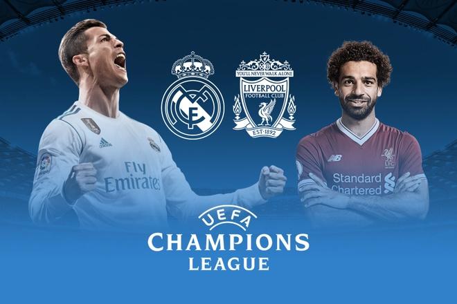 Chung ket Real vs Liverpool: Ky luc cho Ronaldo hinh anh