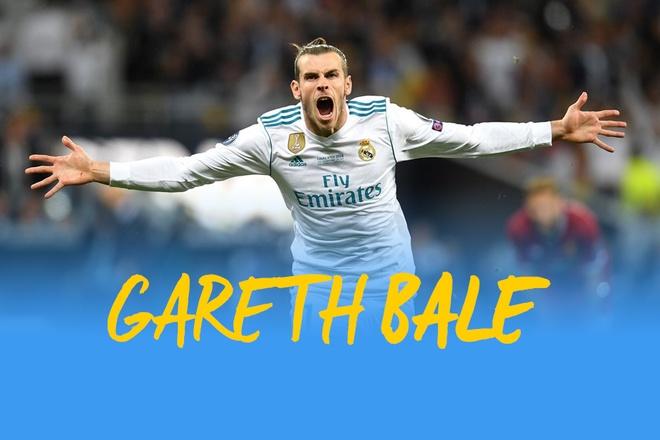 Nhin lai sieu pham cua Gareth Bale tu goc khan dai hinh anh