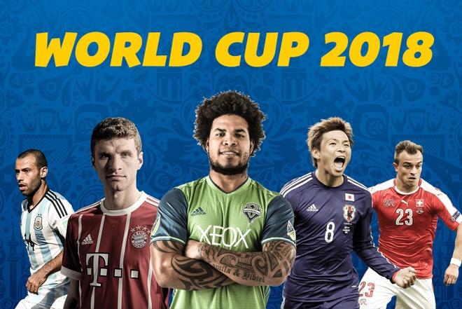 Nhung cai nhat tai World Cup 2018: Mueller, Mascherano ghi dau hinh anh