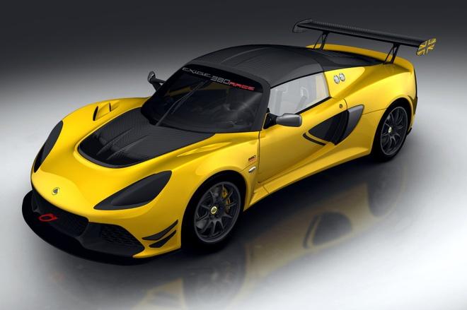 Lotus tiet lo mau xe dua moi nang 998 kg hinh anh 1