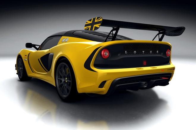 Lotus tiet lo mau xe dua moi nang 998 kg hinh anh 2