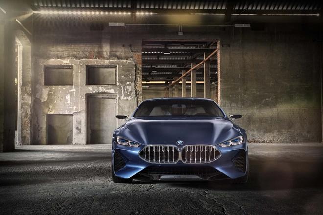 BMW sap ra mat phien ban dua M8 GTE hinh anh 2