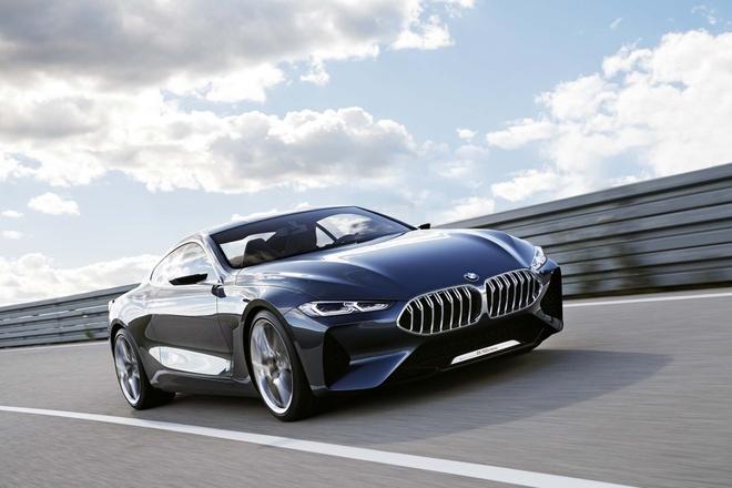 BMW sap ra mat phien ban dua M8 GTE hinh anh 3