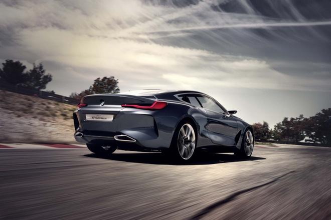 BMW sap ra mat phien ban dua M8 GTE hinh anh 4