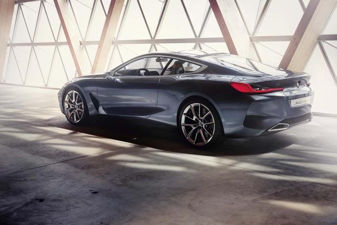 BMW sap ra mat phien ban dua M8 GTE hinh anh 5
