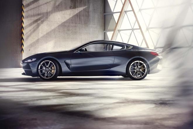 BMW sap ra mat phien ban dua M8 GTE hinh anh 6