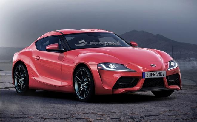Toyota Supra 2019 se loai bo hop so san hinh anh
