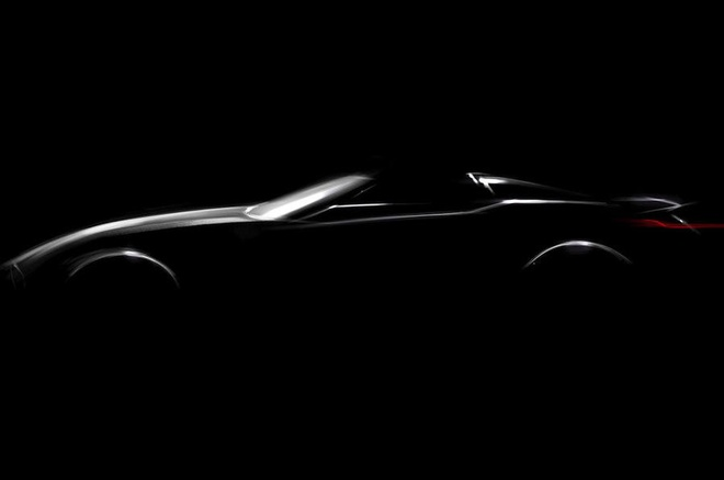 He lo hinh anh mau the thao mui tran BMW Z4 Concept hinh anh 2