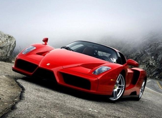 5 mau Ferrari dep nhat moi thoi dai hinh anh