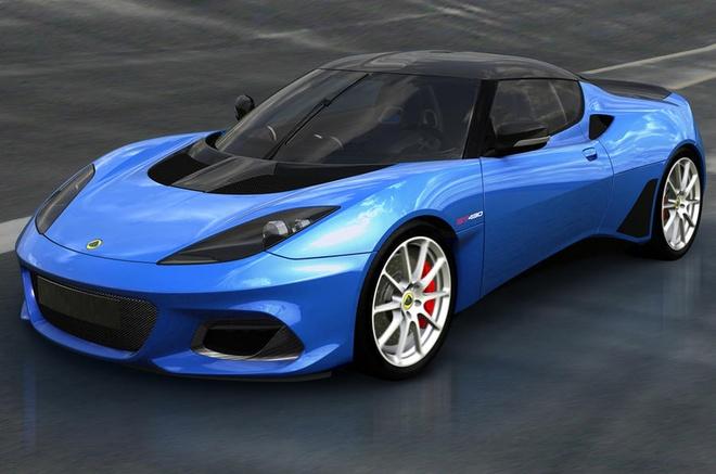 Lotus Evora GT430 Sport: Doi thu dang gom cua Mercedes-AMG GT R hinh anh