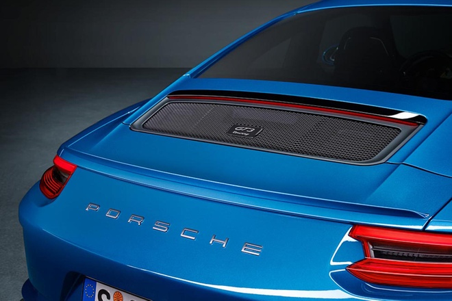 Porsche san xuat goi nang cap moi tren 911 GT3 hinh anh 2