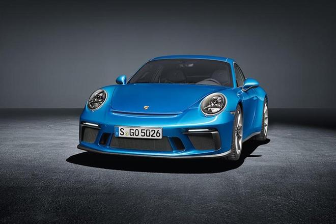 Porsche san xuat goi nang cap moi tren 911 GT3 hinh anh 4