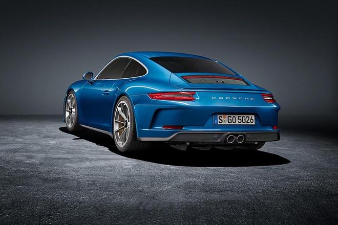 Porsche san xuat goi nang cap moi tren 911 GT3 hinh anh 3