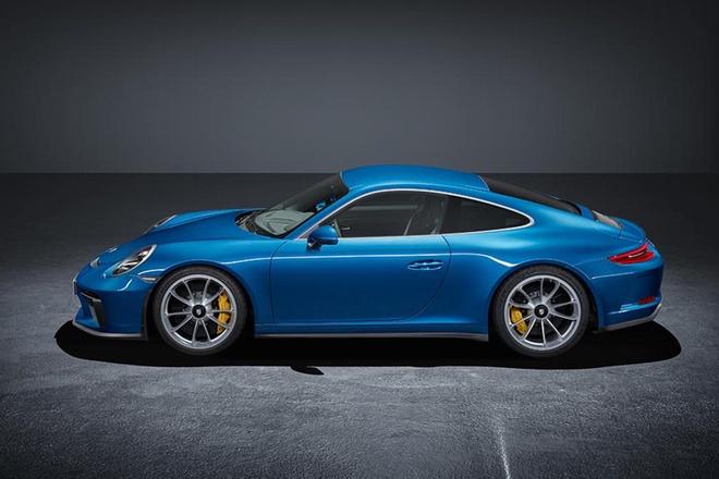 Porsche san xuat goi nang cap moi tren 911 GT3 hinh anh 1