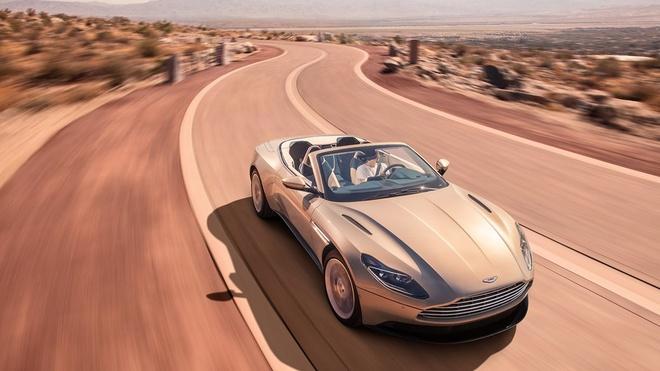 Xe sang Aston Martin DB11 mui tran chinh thuc mo ban hinh anh