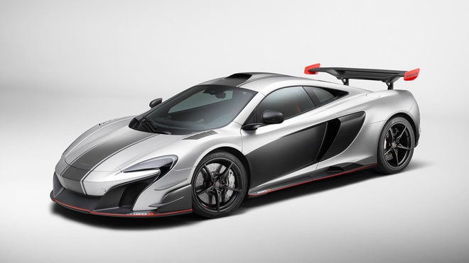 Bo doi sieu xe McLaren MSO R cuc doc cua dai gia bi an hinh anh 2