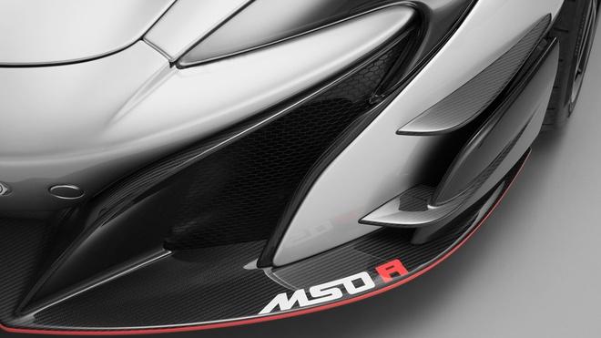 Bo doi sieu xe McLaren MSO R cuc doc cua dai gia bi an hinh anh 4