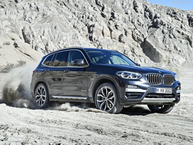 Nhung cai tien dang chu y tren BMW X3 2018 hinh anh 9
