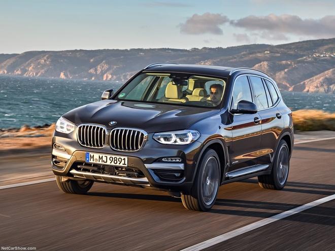 Nhung cai tien dang chu y tren BMW X3 2018 hinh anh 2