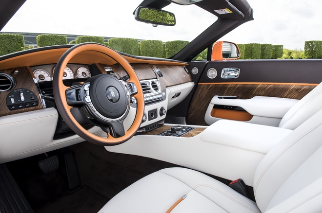 Rolls-Royce Dawn phien ban gioi han danh rieng cho ty phu hinh anh 4