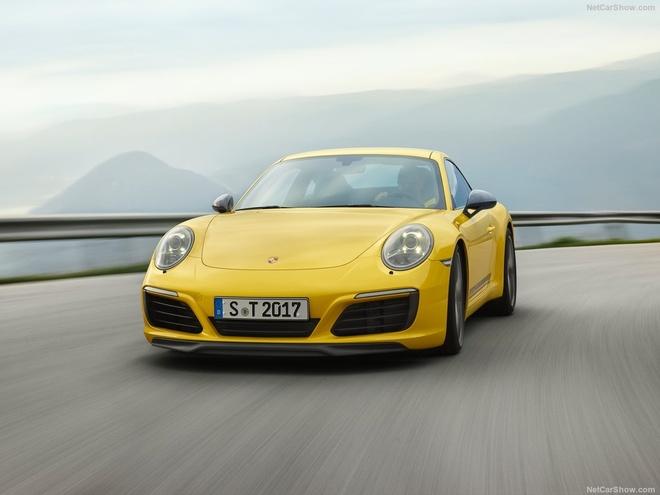 Porsche 911 Carrera T 2018 nang cap manh me, gia hon 100.000 euro hinh anh 3