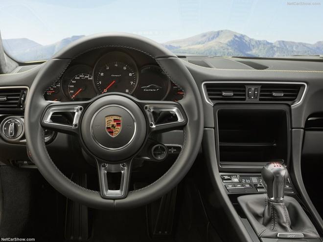 Porsche 911 Carrera T 2018 nang cap manh me, gia hon 100.000 euro hinh anh 7
