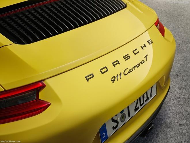 Porsche 911 Carrera T 2018 nang cap manh me, gia hon 100.000 euro hinh anh 5