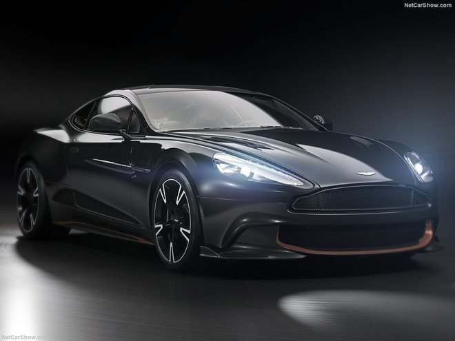 Lo dien xe the thao hang sang Aston Martin Vanquish S Ultimate hinh anh