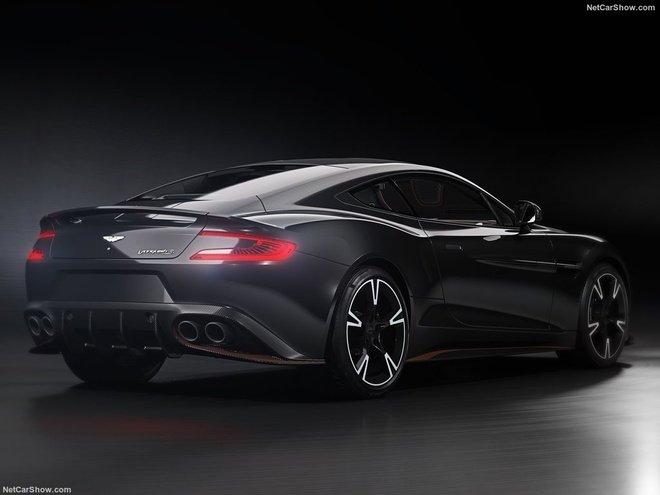 Lo dien xe the thao hang sang Aston Martin Vanquish S Ultimate hinh anh 6