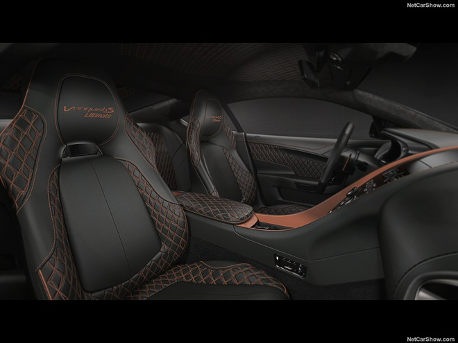 Lo dien xe the thao hang sang Aston Martin Vanquish S Ultimate hinh anh 2