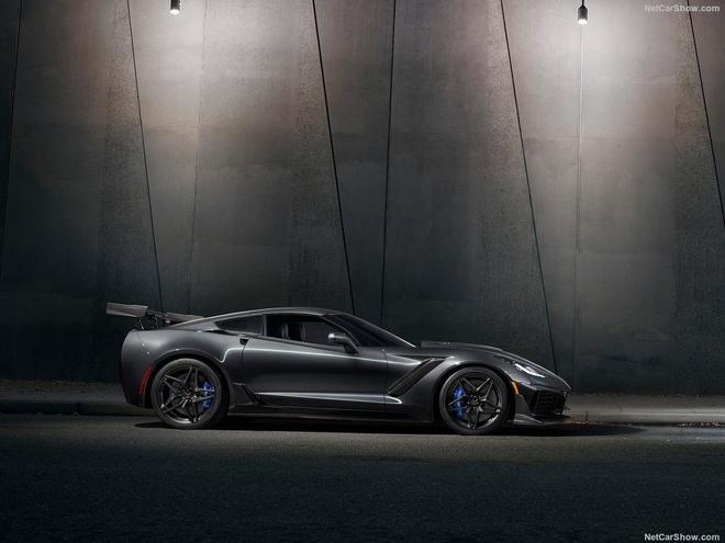 Chevrolet Corvette ZR1 2019 - Dinh cao hieu suat va cong nghe hinh anh 2